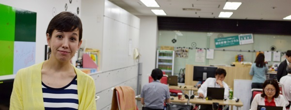 クラウドファンディング起案者がA-port事務局を訪問「福島県白河からやってきました!!」